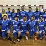 Contundente victoria para el equipo senior masculino del Club Balonmano Jumilla