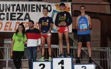 Dos terceros puestos para el Athletic Club Jumilla en 'Los Puentes de Cieza'