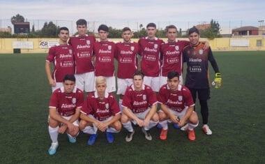 El conjunto juvenil de Primera de la Escuela de Fútbol es el equipo más goleador en su grupo