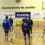 El Vinos DOP Jumilla FS vuelve al camino de la victoria con una goleada al Caravaca