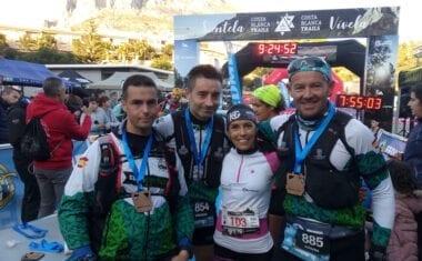 Hinneni Trail Running se dejó ver en la Costa Blanca Trails 2019