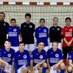 Primer punto de la temporada para el conjunto infantil de Autonómica de la Escuela Bodegas Carchelo