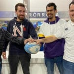 Se forma un equipo de rugby en la localidad