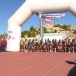 Tres puestos de podio para el Athletic Club Vinos DOP Jumilla en el Cross Nacional Fiestas de la Virgen de Yecla