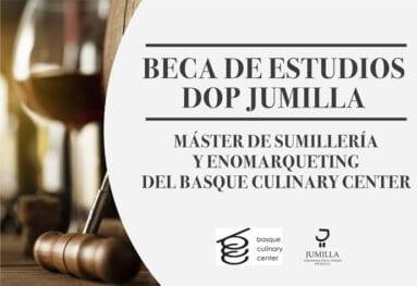 Beca en el Basque Culinary Center