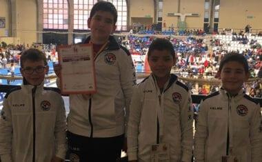 Bronce para el Club Taekwondo Jumilla en el Campeonato de España por Clubes
