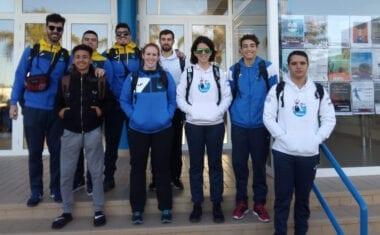 Buenos resultados para el Club Natación Jumilla en la 2ª jornada de la Liga Regional