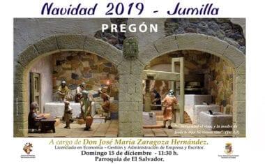 Cita en la Parroquia de El Salvador para asistir al XXI Pregón de Navidad