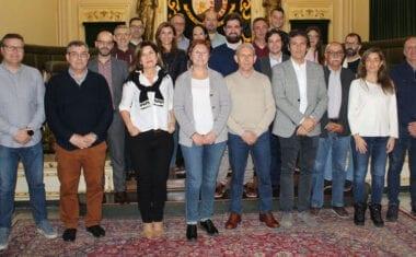 Firmadas las actas para mejorar las líneas de límite entre Jumilla y Castilla La Mancha
