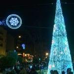 Ya se puede disfrutar en Jumilla de la iluminación navideña