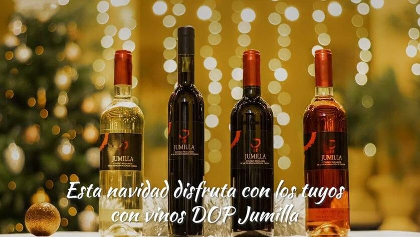 """La DOP Jumilla lanza su campaña de Navidad: """"Permite que la DOP Jumilla sea tu anfitrión estas navidades"""""""