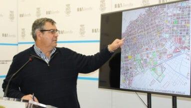 Francisco González, concejal de Obras y Urbanismo