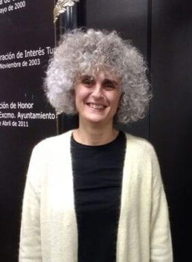 Inmaculada González Montoya, Nazarena de Honor 2019