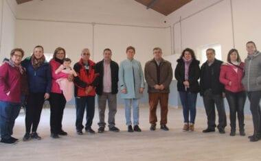 Finalizan las obras de rehabilitación del antiguo colegio de la Fuente del Pino