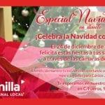 Un año más, Telejumilla quiere celebrar la Navidad en directo con los jumillanos