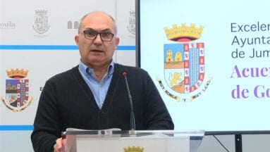 Juan Gil Mira, portavoz del Equipo de Gobierno