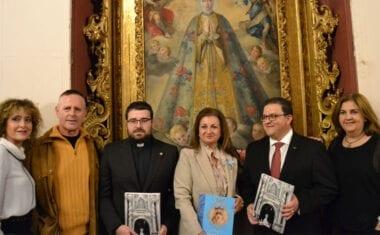 """La Cofradía de la Patrona invitada en la Presentación de la Revista """"Sóc per a Elig"""" de las Fiestas Patronales de Elche"""