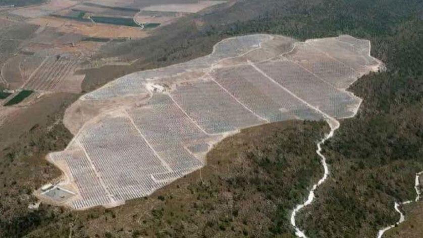 El fondo británico Cubico compra el parque solar Luzentia de Jumilla por 140 millones de euros