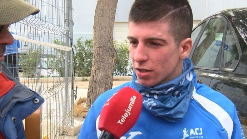 Mario Monreal del Athletic Club Vinos DOP Jumilla fue el vencedor cadete en la Promo