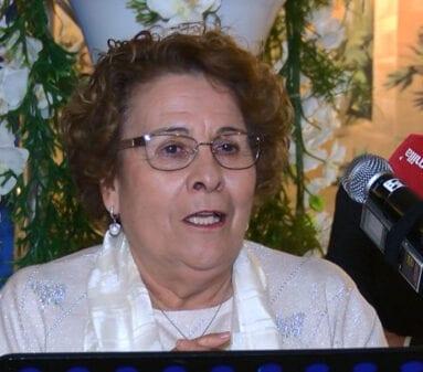 Matilde Falcó, Insignia de Honor 2019