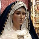 Besamanos en honor de Nuestra Señora de la Esperanza