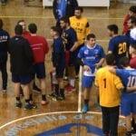 Una pelea en el campo provoca la suspensión del partido de balonmano entre Jumilla y UCAM