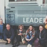 El Grupo de Acción Local NORDESTE recibe a sus homólogos de Bulgaria