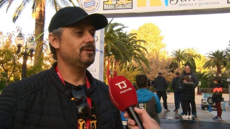 Rui Cabaco director de la Maroc Challenge