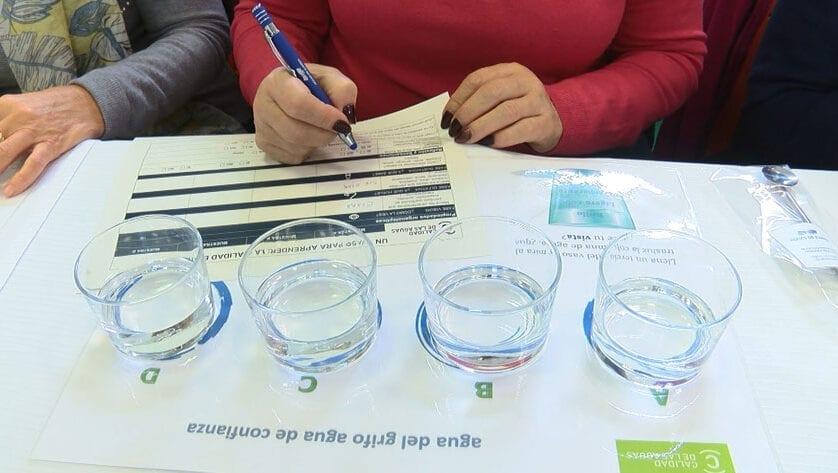 Aguas de Jumilla realiza una Cata de Agua para fomentar el consumo de agua del grifo