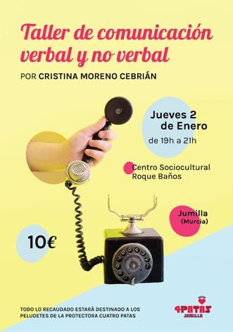 Taller de comunicación verbal y no verbal