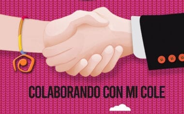 """TEAM UP: Colaborando con mi cole"""