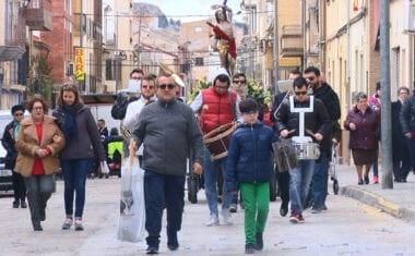 Las fiestas de San Sebastián sacan a la calle a los vecinos de Calvario y adyacentes