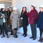 """El nuevo centro escolar """"Príncipe Felipe"""" cada vez más cerca de abrir sus puertas"""