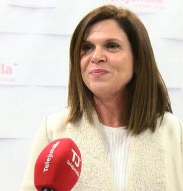 Ana José Carrión, directora del CEIP Nuestra Señora de la Asunción