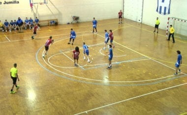 Jornada positiva para los dos equipos masculinos del Club Balonmano Jumilla