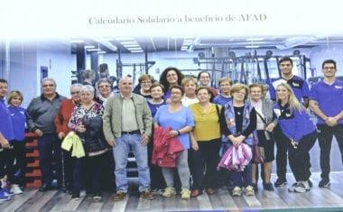 Ya se puede adquirir el Calendario Solidario a beneficio de AFAD
