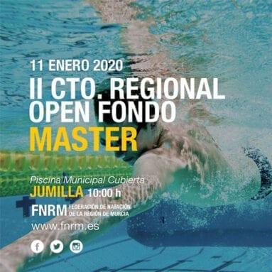 Campeonato Regional Open Fondo Máster