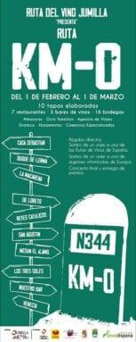 Cartel Ruta Km0