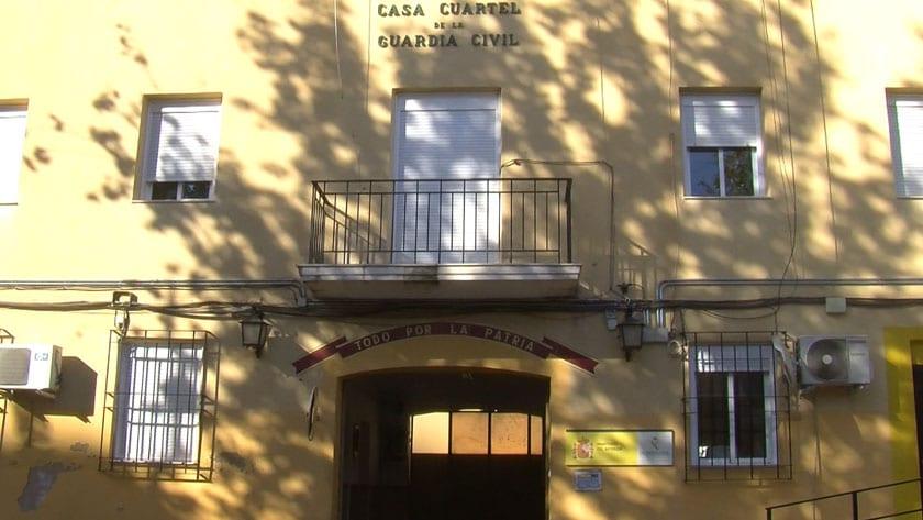 Casa Cuartel de la Guardia Civil de Jumilla