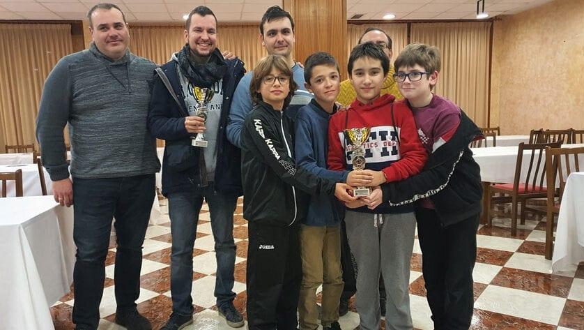 El Club Coimbra Jumilla suma 2 premios en  la Copa Federación