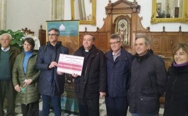 El Consejo Regulador DOP Jumilla apadrina un tubo del Órgano Histórico de Jumilla