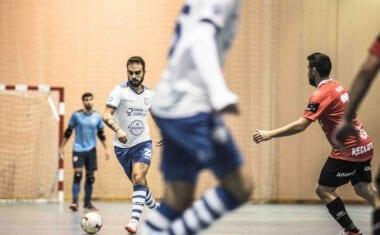 El conjunto de Primera Autonómica de fútbol sala a un gol de los 100 a favor