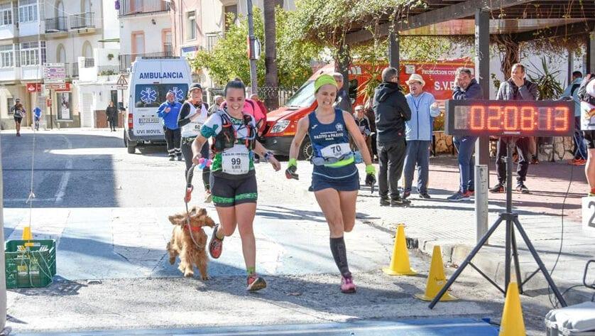 Presencia del 'Como Chotas Trail' del Grupo Hinneni en dos pruebas en Bullas y Granada