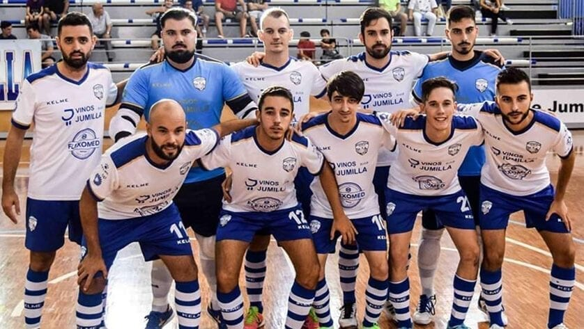 El Vinos DOP Jumilla FS recibe en cuadro al Futsal Librilla