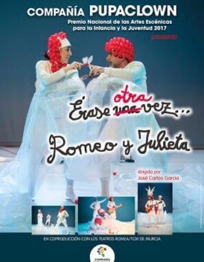 Érase otra vez...Romeo y Julieta, de Pupaclown