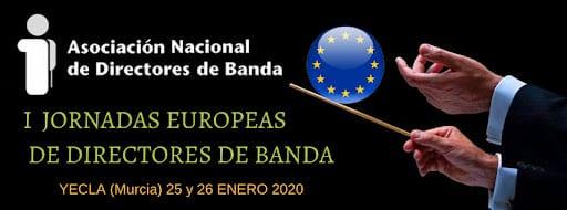 I Jornadas Europeas de Directores de Banda