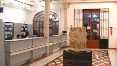 Interior del Ayuntamiento de Jumilla