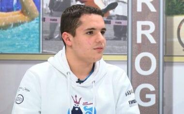 Gran debut para Juan Francisco Tomás en el Campeonato de España AXA Jóvenes Promesas de Natación