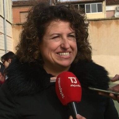 María Belén López, concejala de Participación Ciudadana