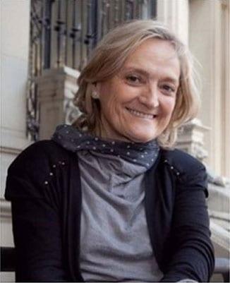 Pilar Goya, presidenta de la Sociedad de Química Europea